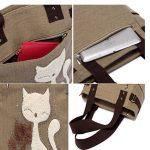 Cat Canvas Bag