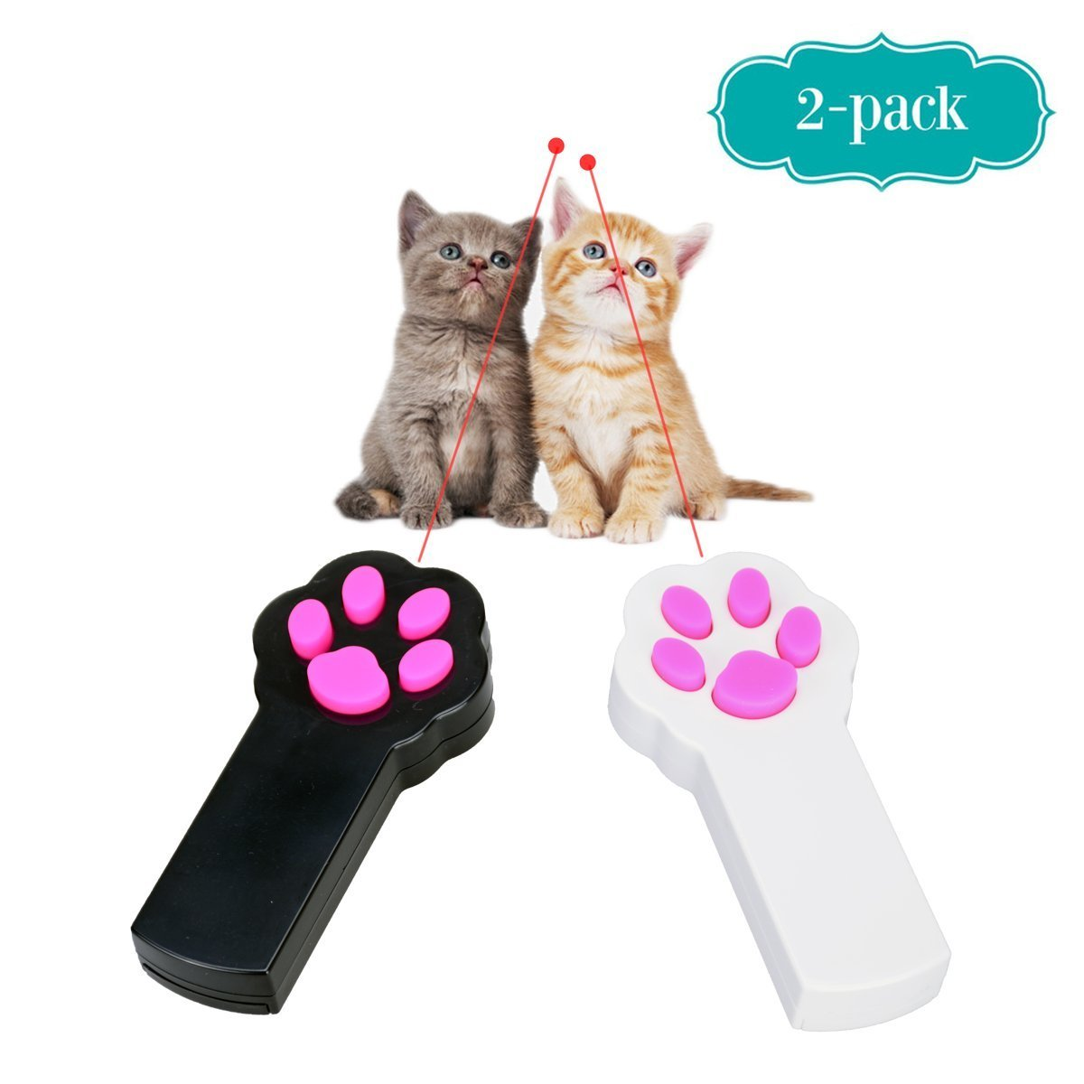 Ilyever Cat toys