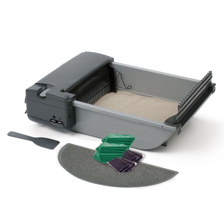 Self Clean Litter Bpx