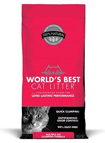 World's Best Cat Litter, Quick Cat Clumping Formula