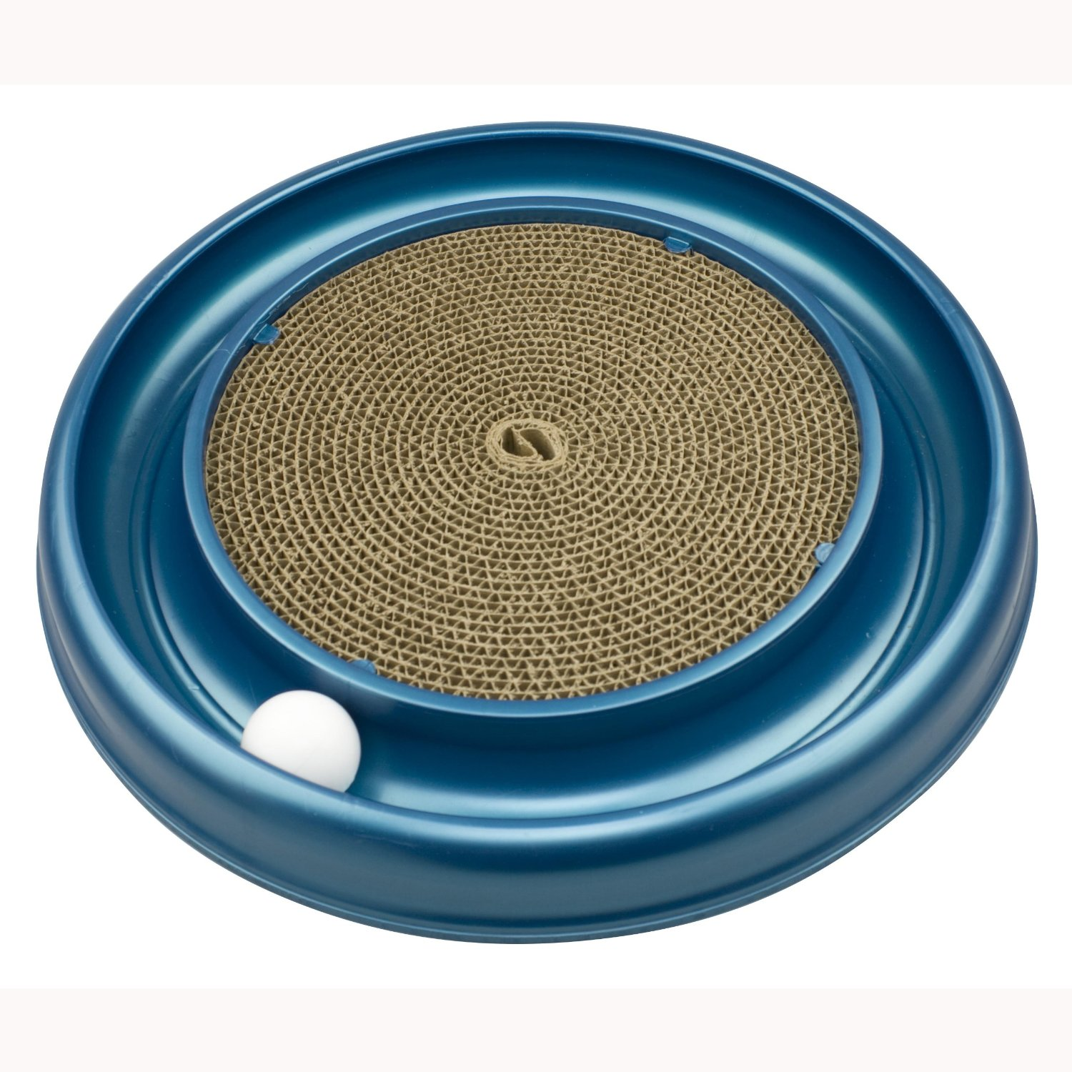 Bergan Turbo Scratcher Cat Toy Uk