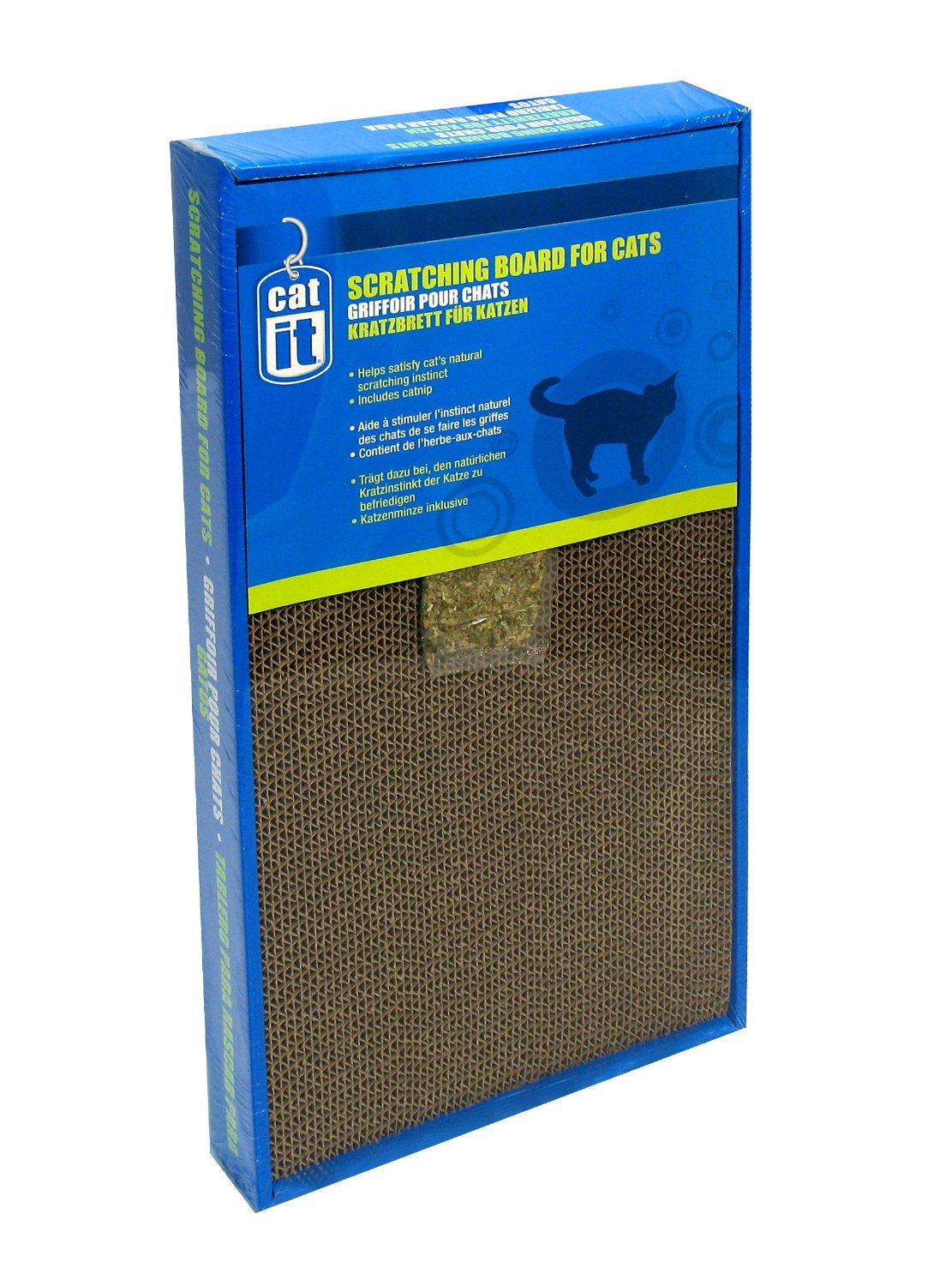 Catit Scratcher with Catnip