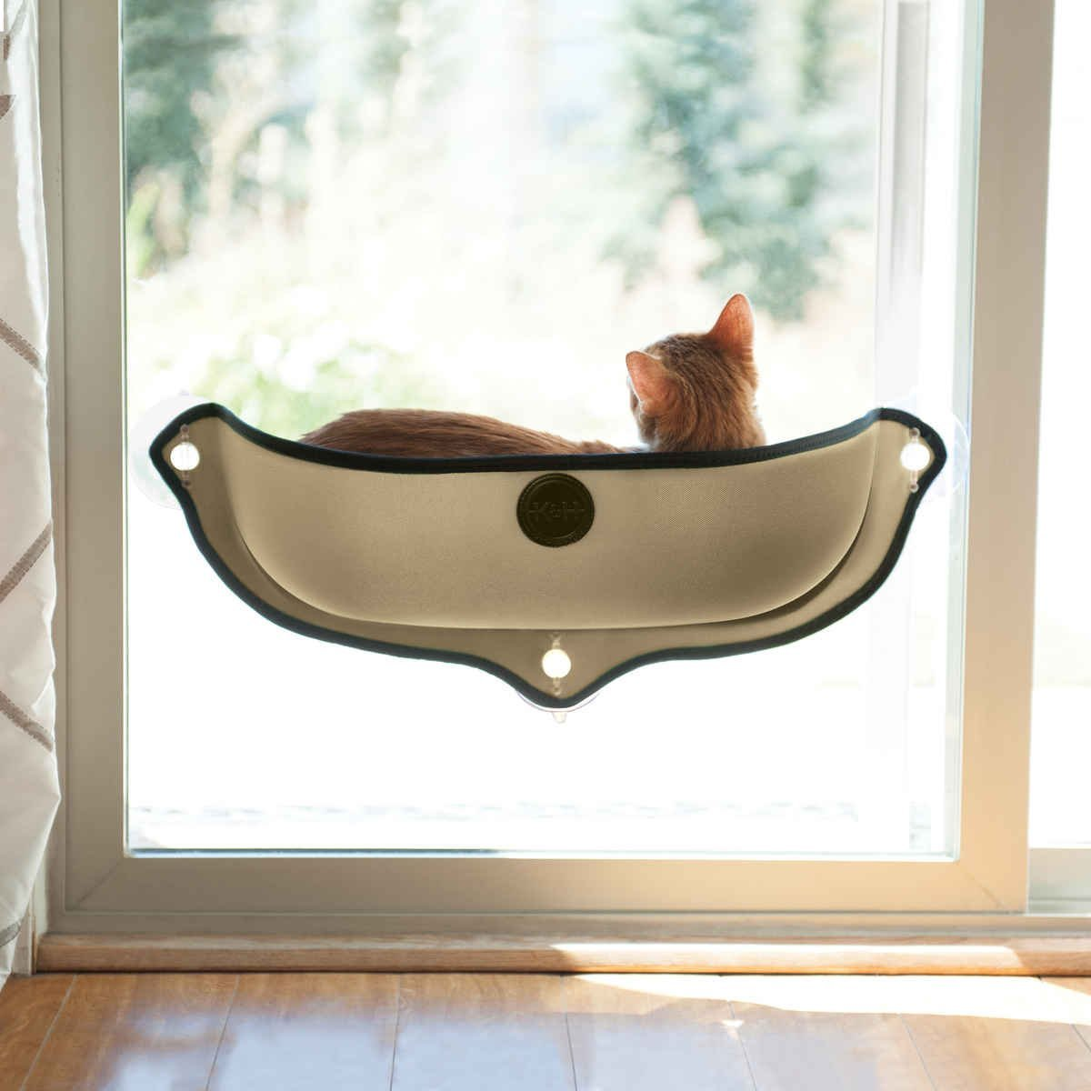 K&H Manufacturing EZ Mount Window Bed Kitty Sill