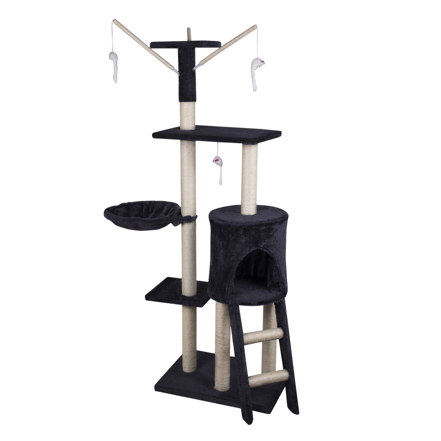 Cat Tree Condo Furniture Scratching Post Play Tower House