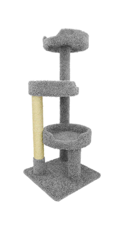 New Cat Condos Premier Kitty Pad Cat Tree
