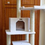 Armarkat Cat tree Furniture Condo