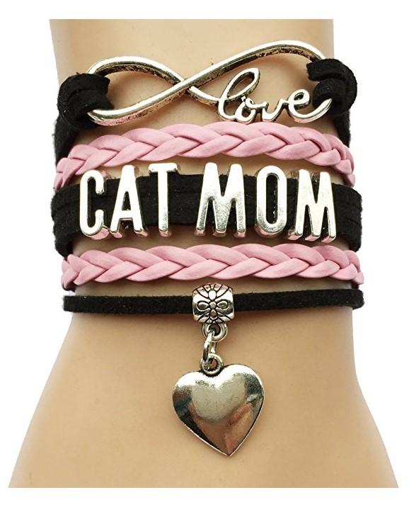 Infinity Love Cat Bracelet