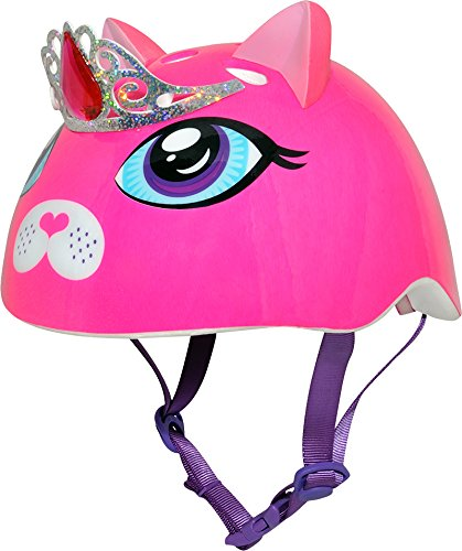 Kitten Safety Bike Helmet