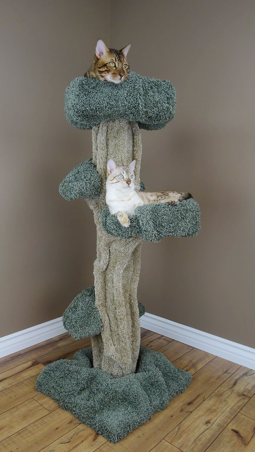 New Cat Condos Premier Large Play Tree