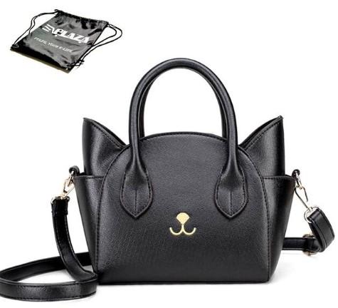 Cat ear purse