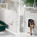Cat Litter Furniture