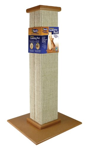 Pioneer Pet Smart Cat Ultimate Scratch and Play Cat Scratcher