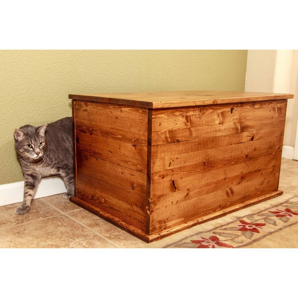 Good Pet Stuff Company Hidden Litter Chest