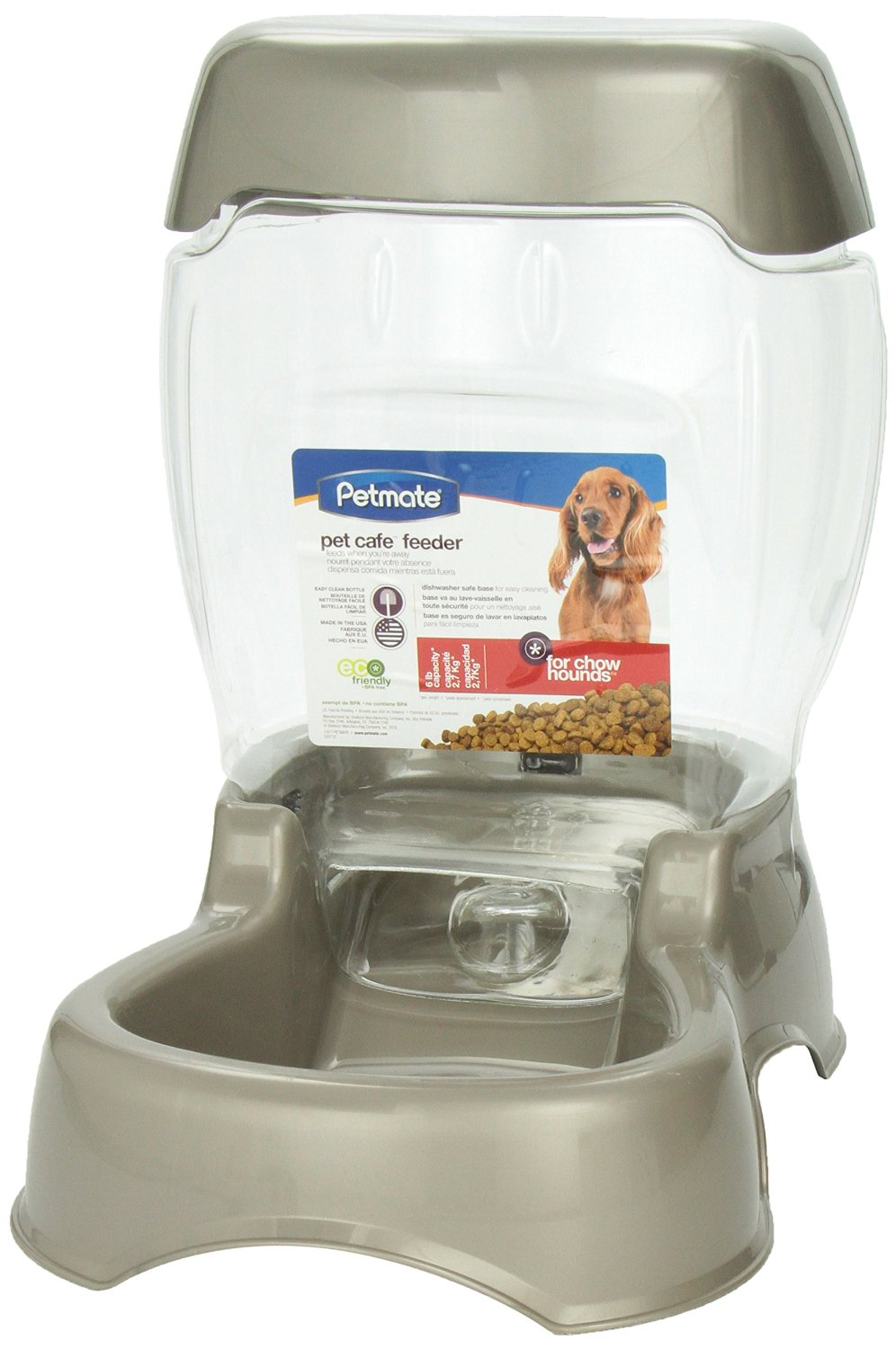 Petmate Pet Cafe Feeder - 6 lbs