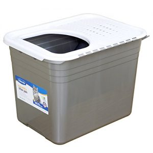 Petmate Top Entry Litter Pan